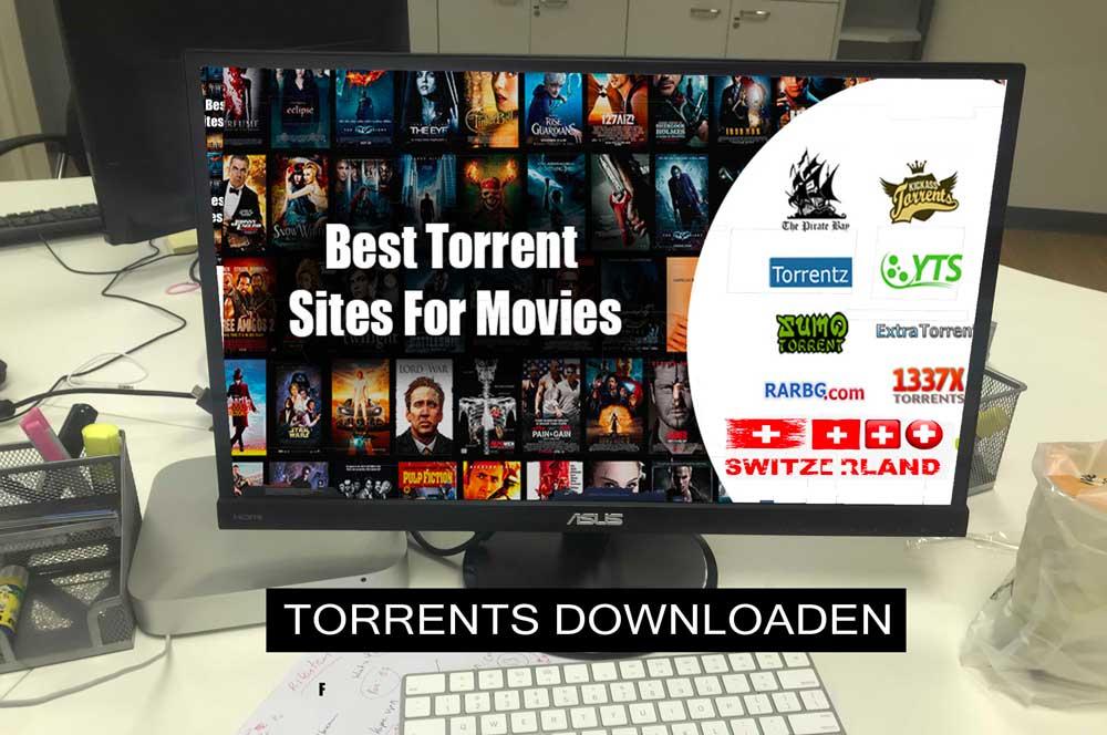 Deutsche Torrent Seiten in der Schweiz: Welches sind die Besten? 2020