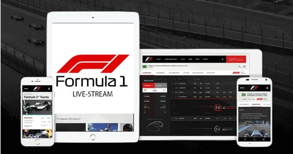 Formel 1 online schauen 2020