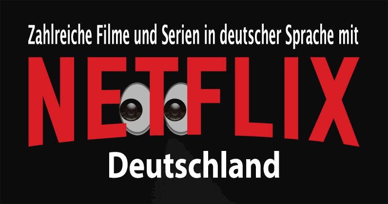 Warum bei Netflix Deutschland einloggen