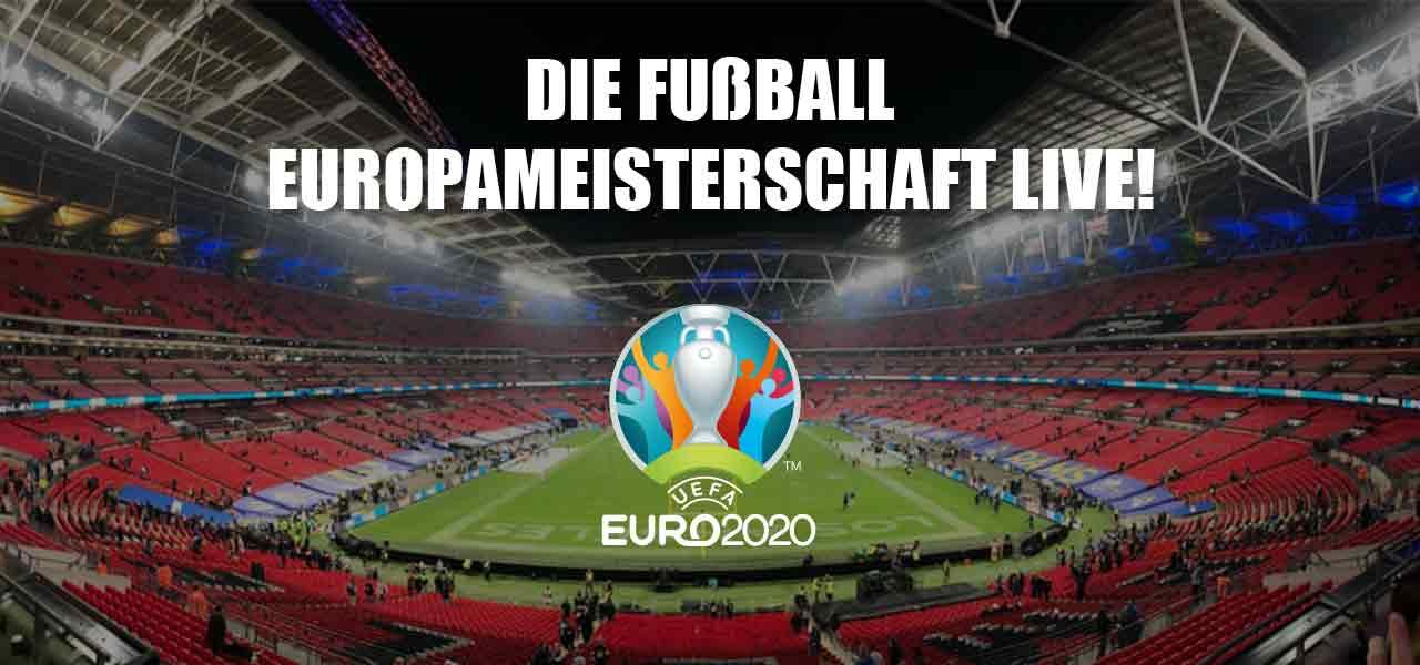 Live Stream the UEFA EURO 2021