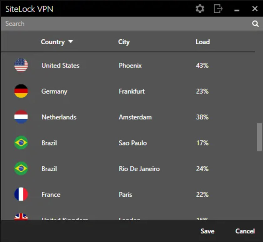 sitelock vpn