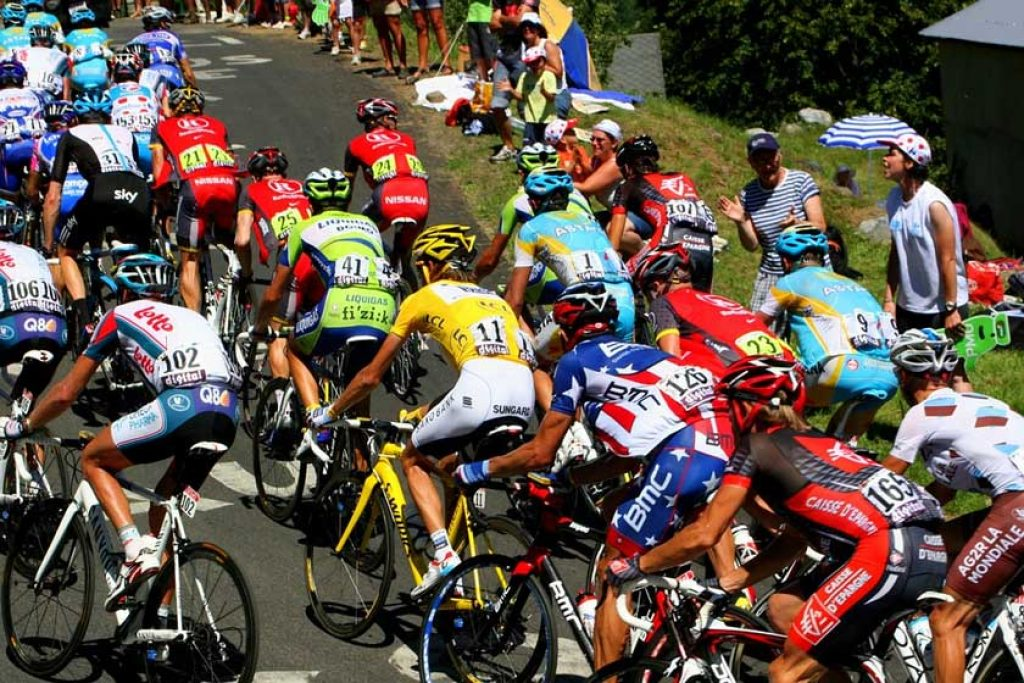 Tour de France im Fernsehen