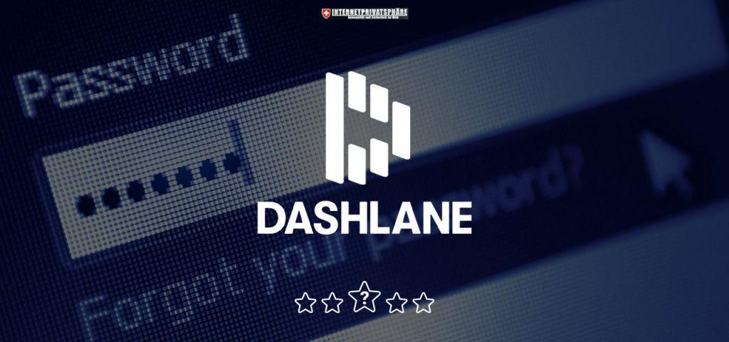 Dashlane Passwort Manager