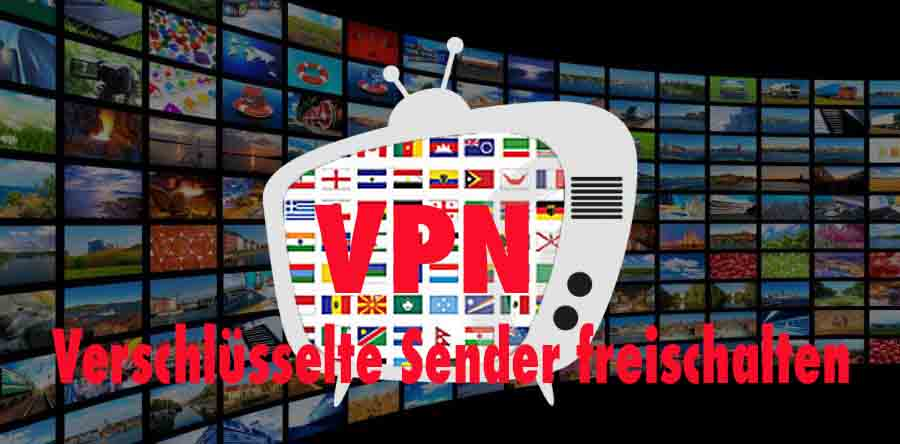 Wie mann blockierte TV-Sender empfangen können