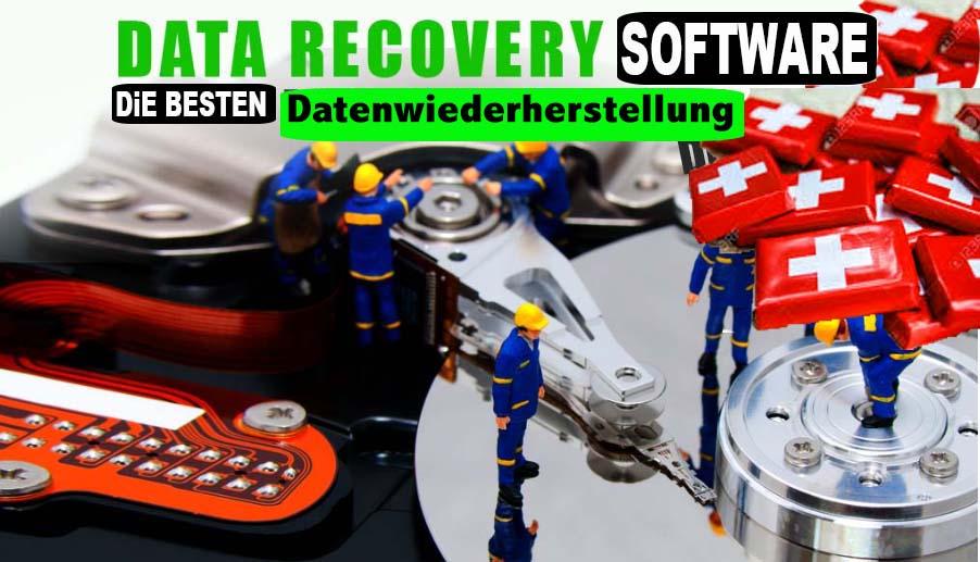 Datenwiederherstellung | Datenrettung software im Test