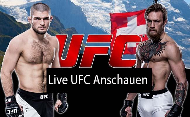 Keine UFC Fight Night mehr verpassen?