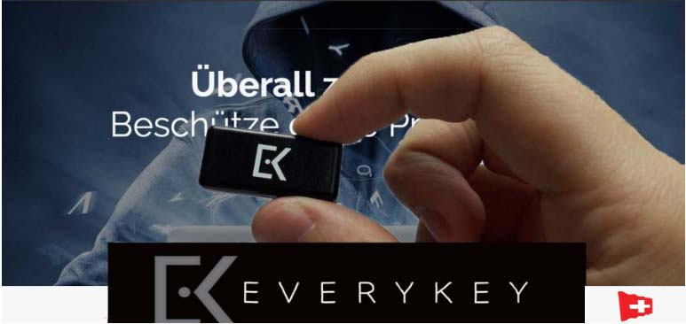 Wie funktioniert der Everykey Hardware. Everykey password manager, lesen Sie hier mehr!