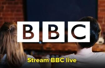 So kannst du den BBC One Livestream in der Schweiz anschauen!