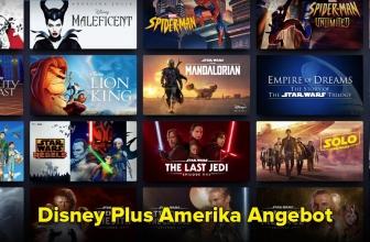 So kannst du Disney+ USA von überall aus anschauen