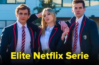 Netflix Serie Elite in der Schweiz anschauen