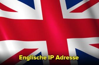 Englische IP Adresse: Per VPN sicher in UK surfen