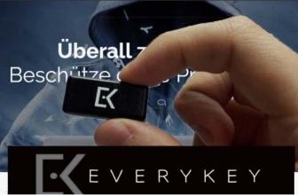 Wie funktioniert der Everykey Hardware. Everykey password manager, lesen Sie hier mehr!