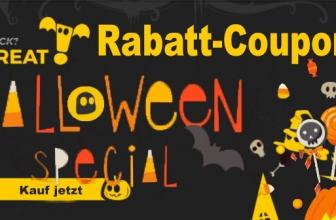 CyberGhost Halloween Rabatt Coupon 2020