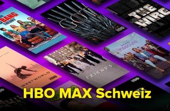 Wie kann man HBO in der Schweiz sehen?