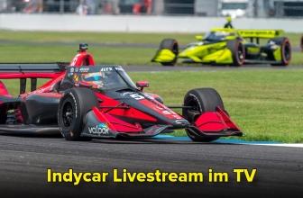 IndyCar Livestream im TV? Wir zeigen, wie das geht!