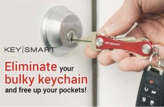 So organisieren Sie Ihre Schlüssel mit diesem Schlüssel organizer