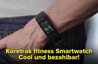 Koretrak Review: Welche Funktionen bietet diese Fitness-Uhr?