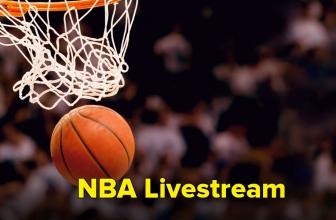 NBA Livestream: Nie mehr ein Basketball Spiel verpassen