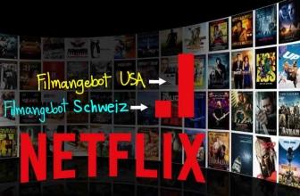 Die amerikanische Netflix gucken mit ein VPN Anbieter