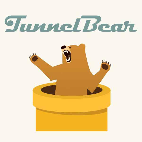 TunnelBear Erfahrung | Benutzerfreundliche Bedienoberfläche